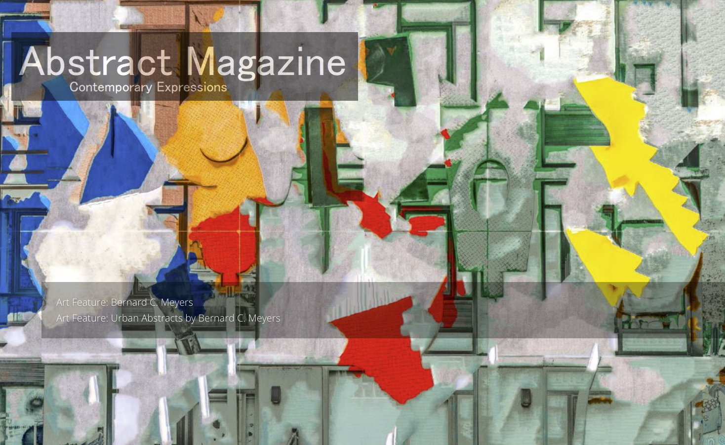 Abstract Magazine Feature